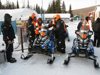 High performance snowmobiles