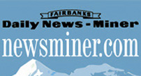 Article about Polarflight 90 on the Fairbanks Daily News Miner