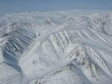Rugged mountains exist on both Axel Heiberg Island and Ellesmere Island.